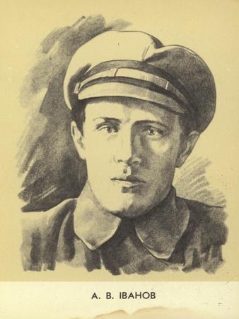 Andriy Ivanov, Russian-Ukrainian Bolshevik Revolutionary and Politician