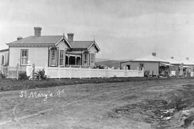 Old Doctor's House and Rooms, St Mary's Road, Waipu