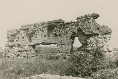 Remains of the Old Roman City of Uriconium, Shrewsbury