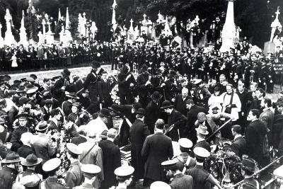 The Funeral of Jeremiah O'Donovan Rossa, August 1 1915