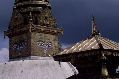 Swayambhunath Temple in Kathmandu, Kathmandu Valley