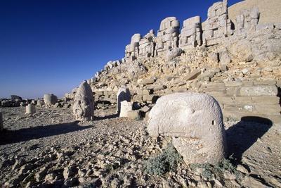 Tomb of King Antioch I of Commagene, East Terrace, Nemrut Dagi