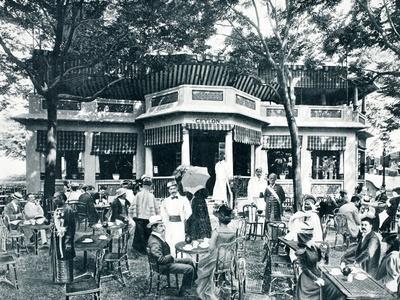 The Ceylon Pavilion, Exposition Universelle, Paris, 1900