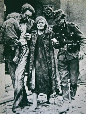 German Victims of the Allied Bombing of Mannheim, 1945