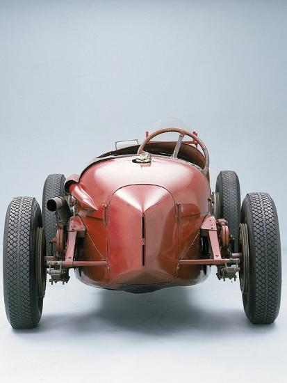 '1928 Maserati Tipo 26B/M 8C 2800 Grand Prix Two Seater Racing Car' Photographic Print ...