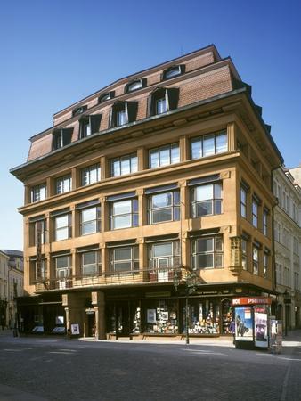 House of the Black Madonna, Prague, Czech Republic