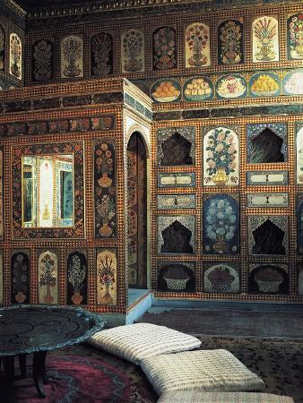 Dining Room, Topkapi Palace, Historic Areas of Istanbul