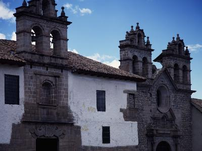Church and Convent of Las Nazarenas, Colonial Style, 18th Century, Cuzco