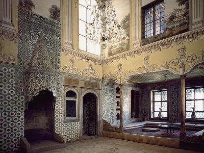 Sultan's Mother's Dining Room, Topkapi Palace, Historic Areas of Istanbul