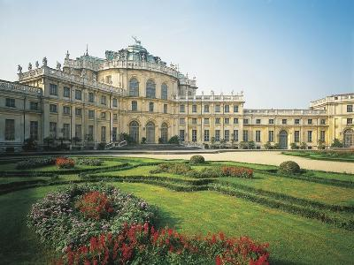 Facade Facing Parterre, Stupinigi's Little Hunting Palace