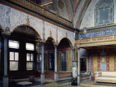 Sultan's Private Apartments, Topkapi Palace, Historic Areas of Istanbul