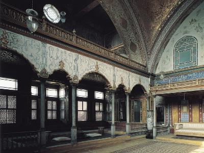 Imperial Hall, Harem, Topkapi Palace, Historic Areas of Istanbul