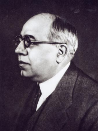 Don Manuel Azana, President of the Spanish Republic, 1936-39