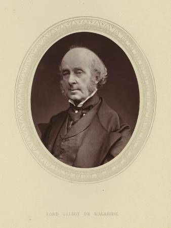 Portrait of James Talbot, Baron Talbot De Malahide