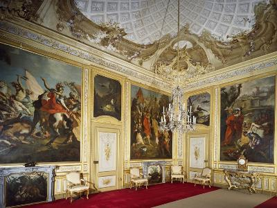 Vestibule of Eastern Apartment, Stupinigi's Little Hunting Palace
