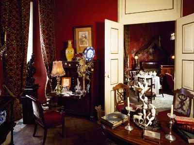 Apartments of Manuel II in Palacio Nacional Da Pena, Sintra