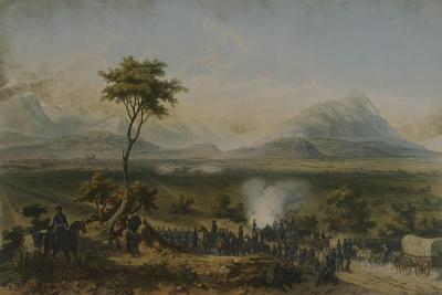 Battle of Monterrey, General Taylor's Troops, September 1846
