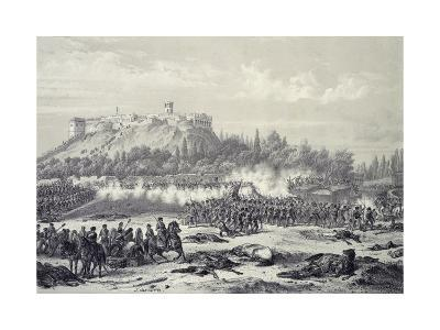 Storming of Chapultepec Castle by American Troops, September 14, 1847