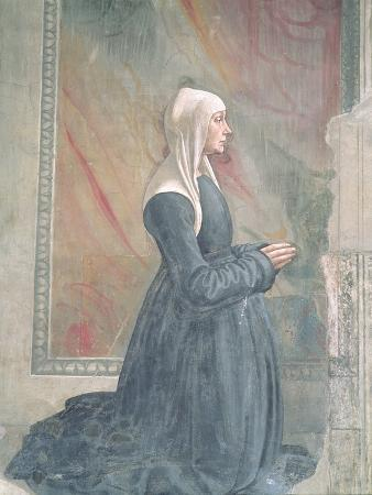 Portrait of a Female Member of the Sassetti Family