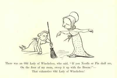 There Was an Old Lady of Winchelsea