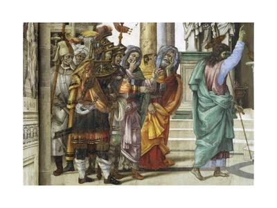 St Philip the Apostle in Front of Temple of Mars in Hierapolis, 1502