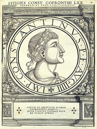 Constantinus Copronymus