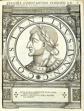 Constantinus Nouus