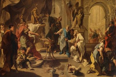 Hannibal Swearing Revenge Against Romans