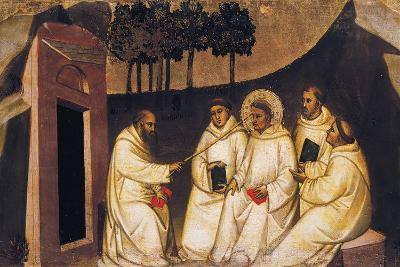 The Preaching of St Romuald