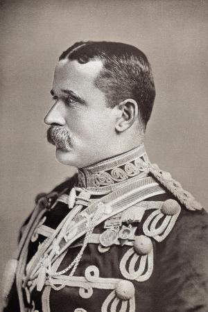 Field Marshal John French, from 'South Africa and the Transvaal War'