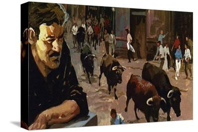 Hemingway Became Fascinated by the Spanish Obsession with Bulls and Bullfighting