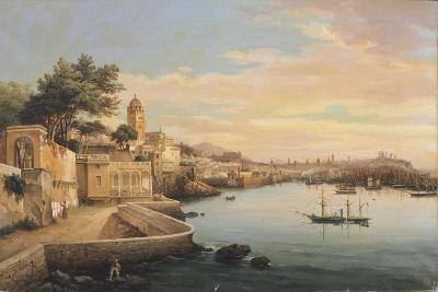 View of Genoa from the Gardens of Palazzo Doria Pamphilj