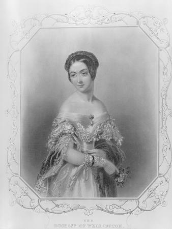 Elizabeth Wellesley, Duchess of Wellington