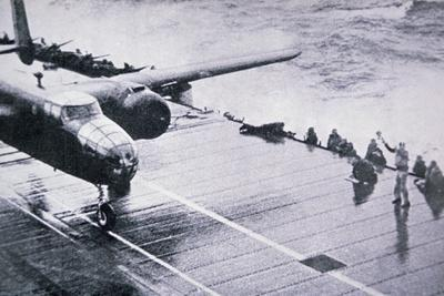 The Doolittle Raid on Tokyo 18th April 1942