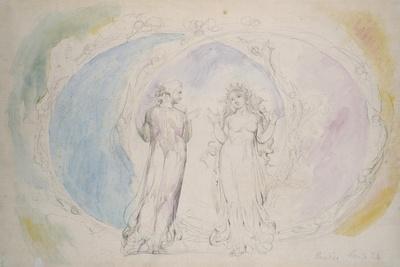 Beatrice and Dante in Gemini