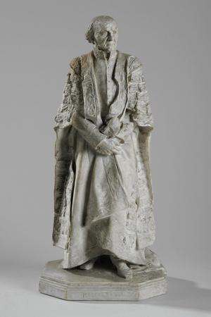 Maquette for the Statue of William Ewart Gladstone on the Strand, London, C.1905