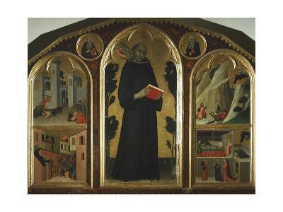 Altarpiece Entitled Blessed Agostino Novello and Stories of His Life, Ca 1330