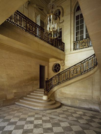 decorative wrought iron indoor stair railings decorative.htm palace of versailles  stone staircase and wrought iron railing  palace of versailles  stone staircase