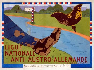 Ligue Nationale Anti Austro-Allemande: Exigez Une Facture Garantissant L'Origine Du Produit