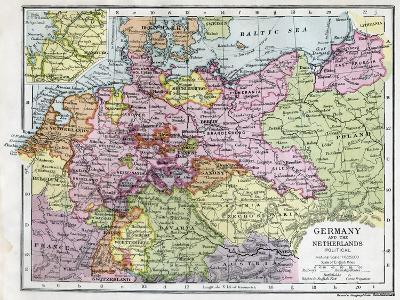 Germany and the Netherlands Between the First and Second World Wars