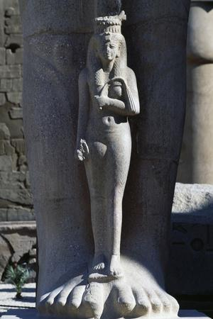 Statue of Wife of Pinedjem I