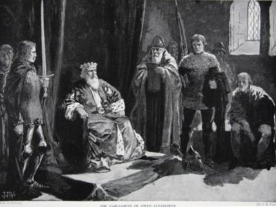 The Parliament of Owen Glendower