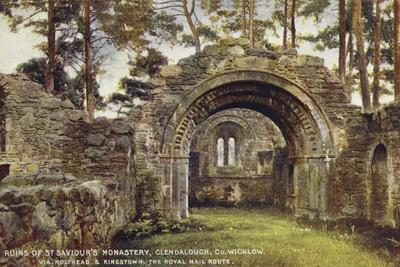 Ruins of St Saviour's Monastery