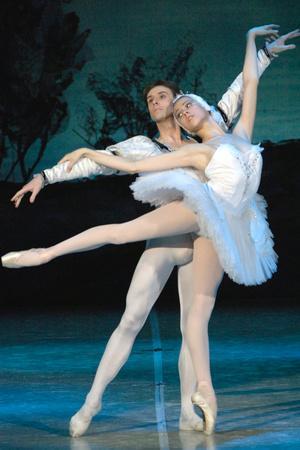 Russian National Ballet Dancers