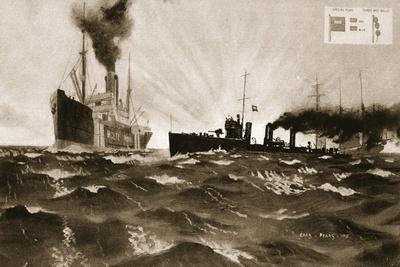 The Flag No Ship