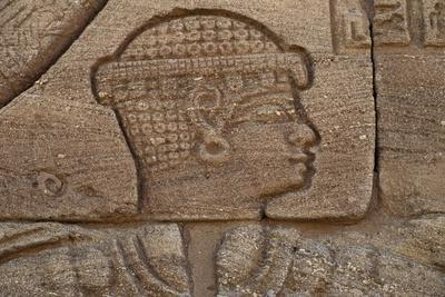 Bas-Relief, Lion Temple, Mussawwarat, Naga, Kingdom of Kush, Island of Meroe