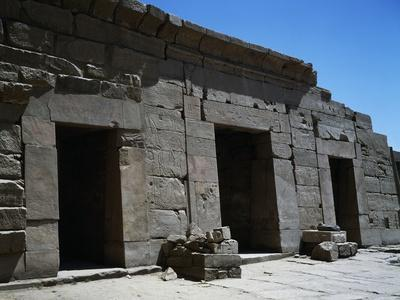 Temple of Seti Ii, Consecrated to Amun, Mut and Khonsu, Temple of Amun, Karnak Temple Complex