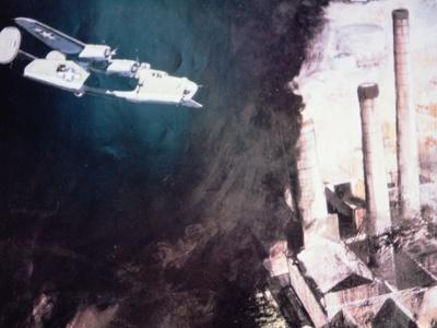 American B-24 Liberators Raid the Oil Refinery at Ploesti, Romania, 1st August 1944