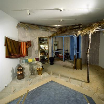 Installation View from the Exhibition 'The Jews of India, a Story of Three Communities', 1995