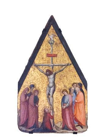 The Crucifixion, Bitino Da Faenza, 1357 -1426 Ca